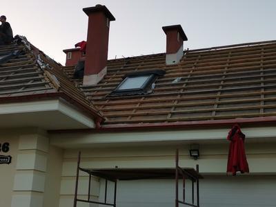 Dach System usługi dekarskie 71