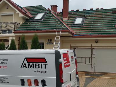 Dach System usługi dekarskie 74
